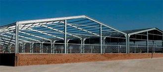 China Geschweißter oder warm gewalzter, Bahnhof, Binder-Lager des strukturelles Metallq235 u. Q345 fournisseur